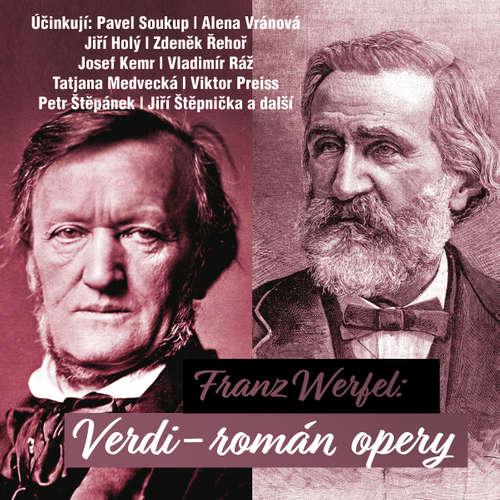 Audiokniha Verdi - román opery - Franz Werfel - Alena Vránová