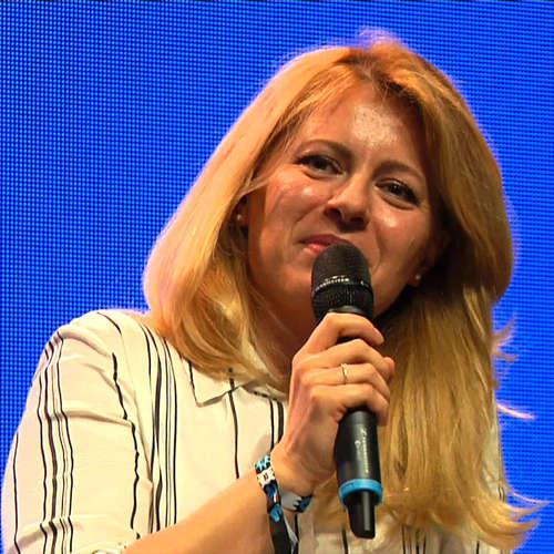 .pod lampou so Zuzanou Čaputovou: Nechcem stratiť seba