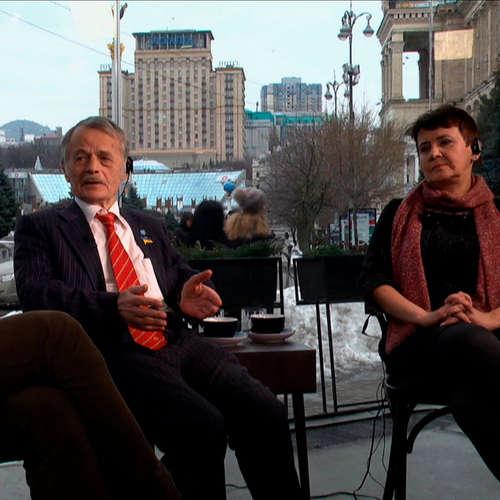 .pod lampou na Majdane: Čo sa deje v strede Európy?