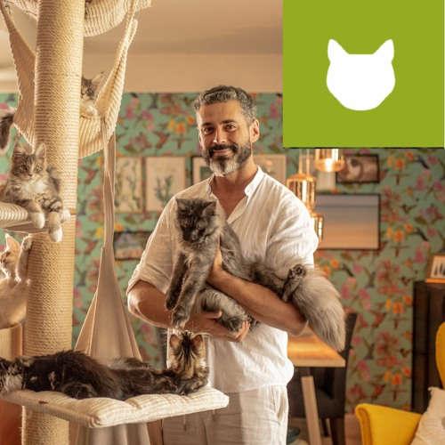 2. díl: Vyšší kočičí – království mainek Libora Šuly