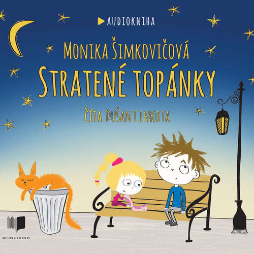 Monika Šimkovičová - Stratené topánky