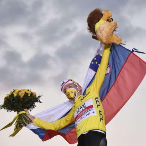 Tadej Pogačar je vítězem Tour de France! Co čekat od Mistrovství světa?
