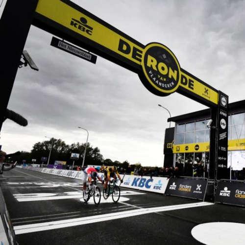 Souboj titánů na Ronde van Vlaanderen, je Giro v ohrožení?