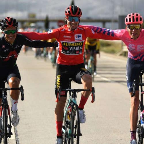 Představení trasy Tour de France a konec cyklistické sezóny