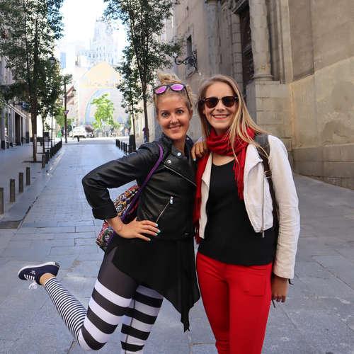 S hosťom #1: O živote v Madride s Madridčankou