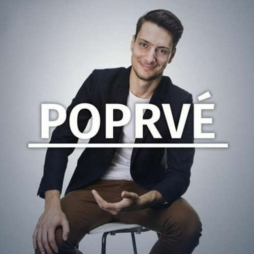 Podcast POPRVÉ s Pavlem Bouškou