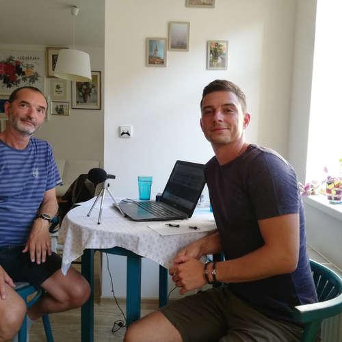 Podcast i-novin 4 - S Pavlem Mayem nejen o Tančírně v parku