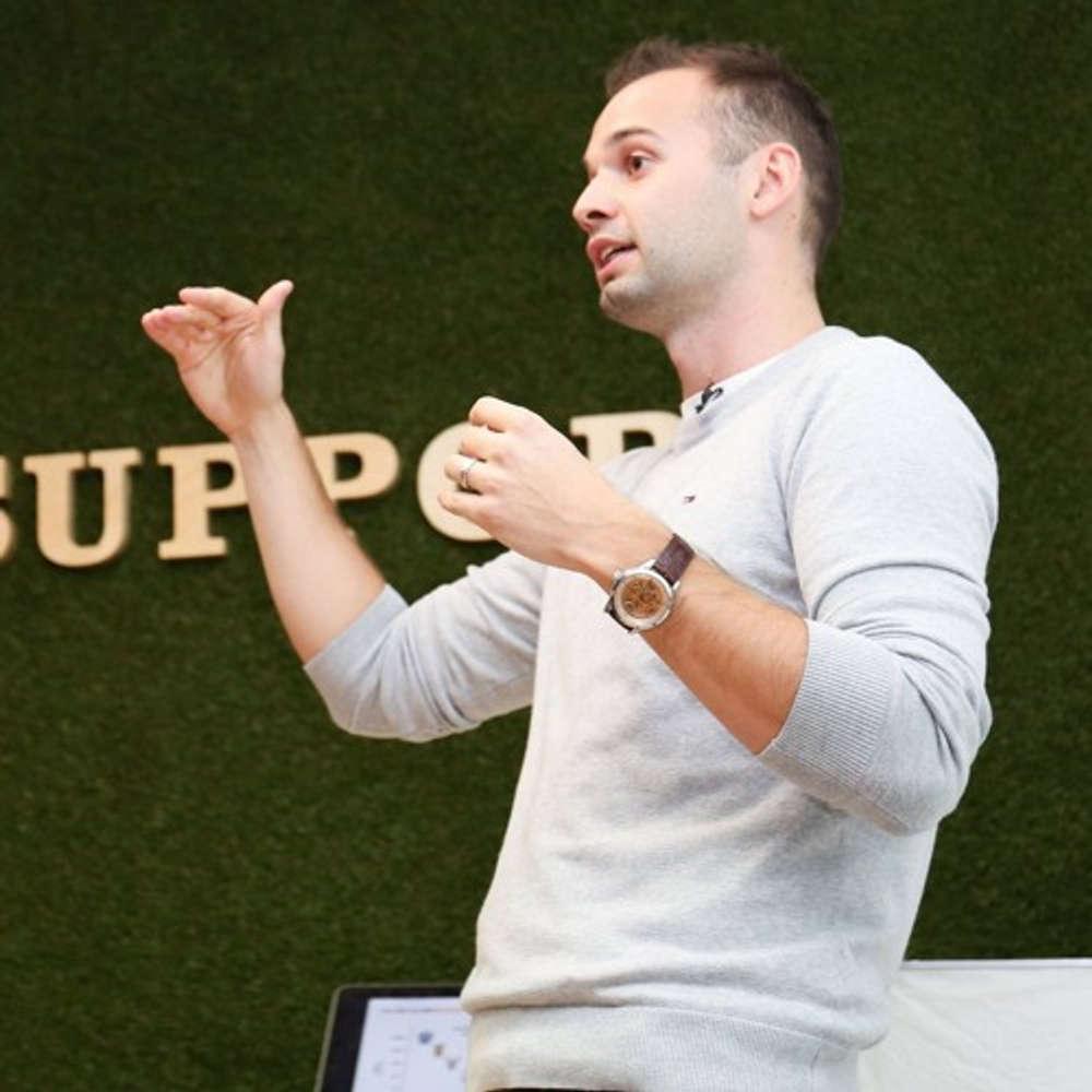 Andrej Kiska (Credo Ventures) - Aký startup má šancu na investíciu