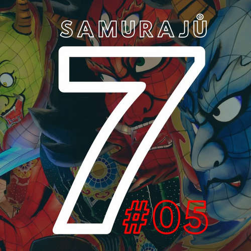 7samurajů #05: Oblíbená místa v Japonsku