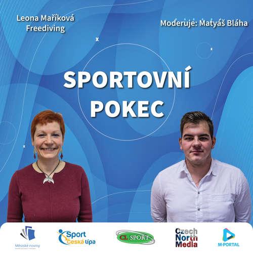 Sportovní pokec – Leona Maříková (Freediving)