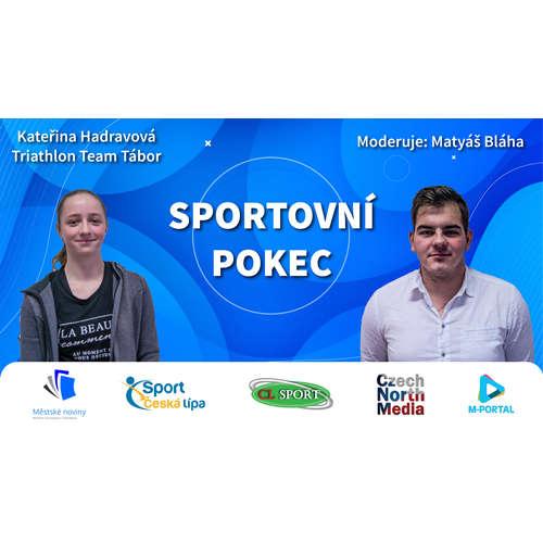 Sportovní Pokec – Kateřina Hadravová (Triathlon Team Tábor)