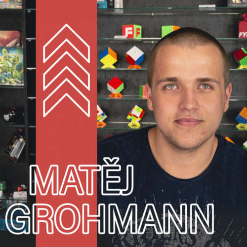 Matěj Grohmann - Držitel 14 českých rekordů ve speedcubingu