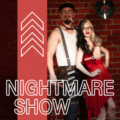 Nightmare show - Vrhání nožů je meditace, nejsme magoři
