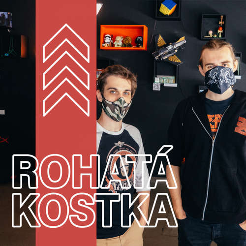 Rohatá kostka - Hrdinové fantasy světa i české scény Warhammeru | FYFT.cz