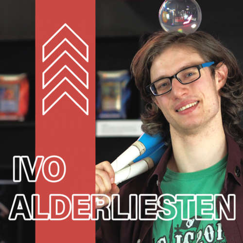Ivo Alderliesten kontaktní žonglér
