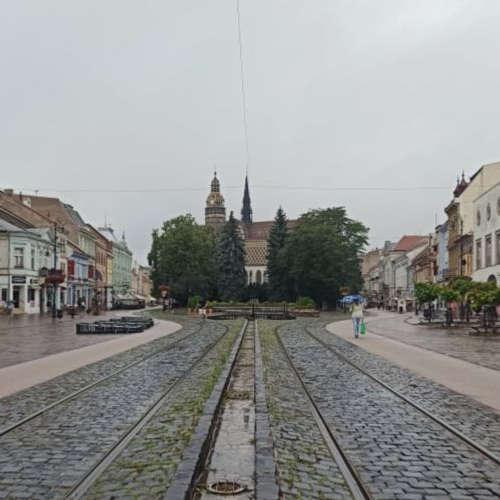 #06 - Cirkus na námestí v Košiciach a romantický breh Zemplínskej Šíravy