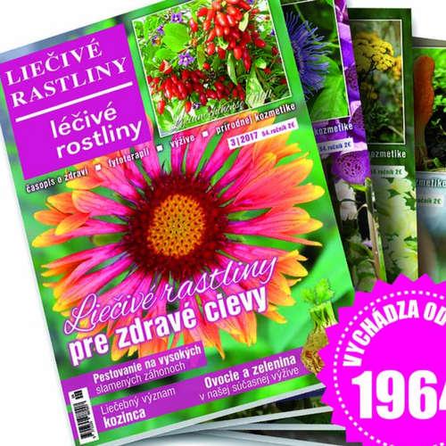 Liečivé rastliny 01 Výživové doplnky