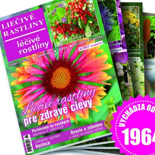 Liečivé rastliny 03 Zdravé tehotenstvo