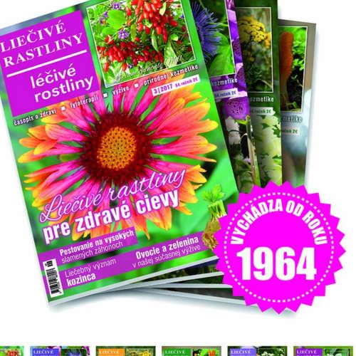 Liečivé rastliny 06 Očista organizmu