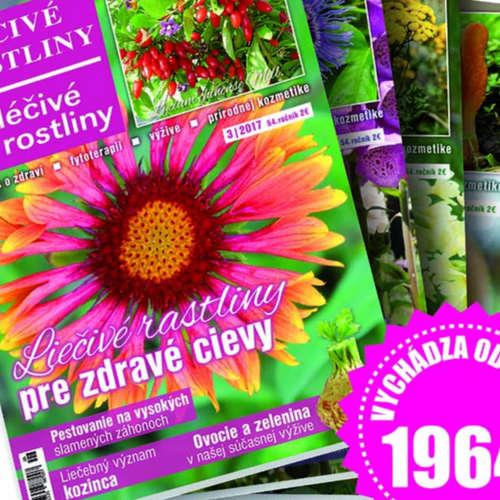 Liečivé rastliny 07 Zdravé zaváranie