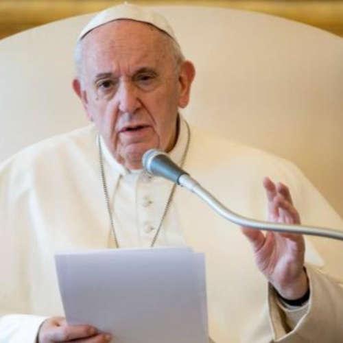 Katecheze a kázání papeže Františka