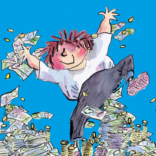 1. Malý milionár - David Walliams