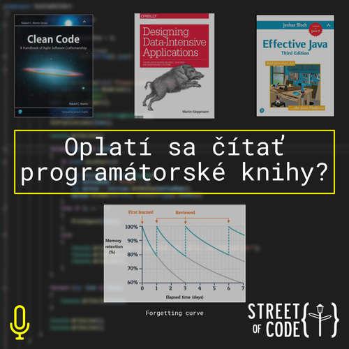 Ep. 56 – Oplatí sa čítať programátorské knihy?