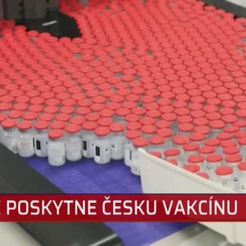 Francie pošle Česku dávky vakcíny