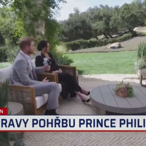 Usmíří se na pohřbu prince Philipa vnuci Harry a William?