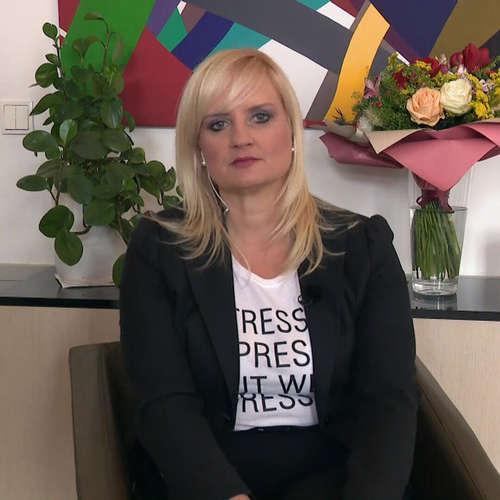 Pecková: Ani do konce února nenaočkujeme všechny rizikové. Nemáme čím (Interview Lucie Hrdličkové, 19. leden 2021)