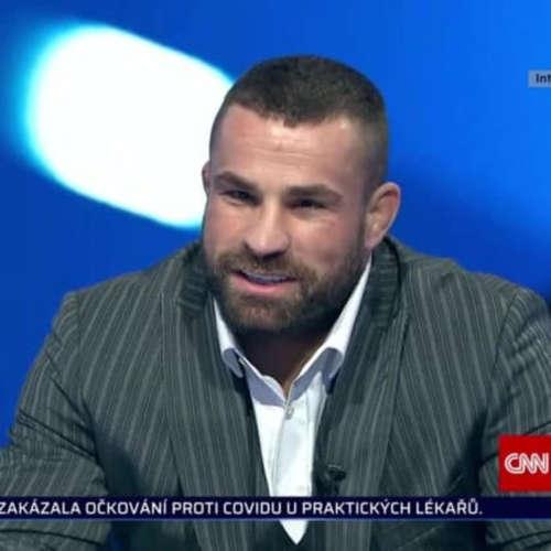 """Interview Karlos """"Terminátor"""" Vémola"""