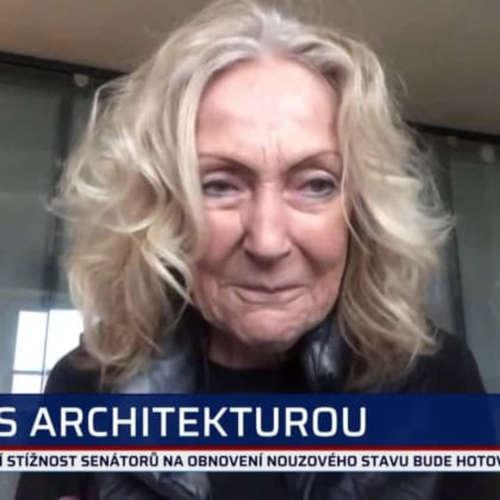 Interview 17.2.2021 - Eva Jiřičná