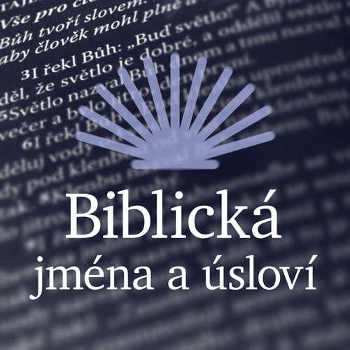 Biblická jména a úsloví