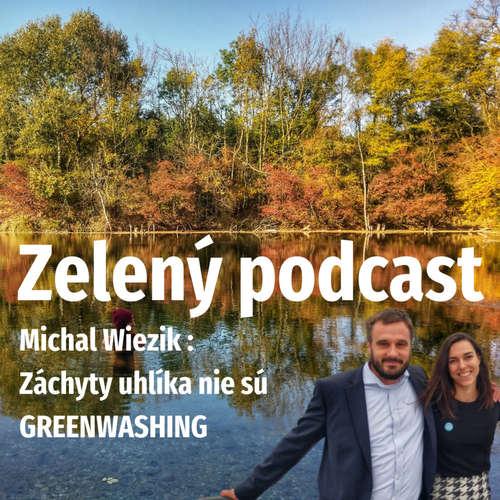 Michal Wiezik: Záchyty uhlíka nie sú GREENWASHING