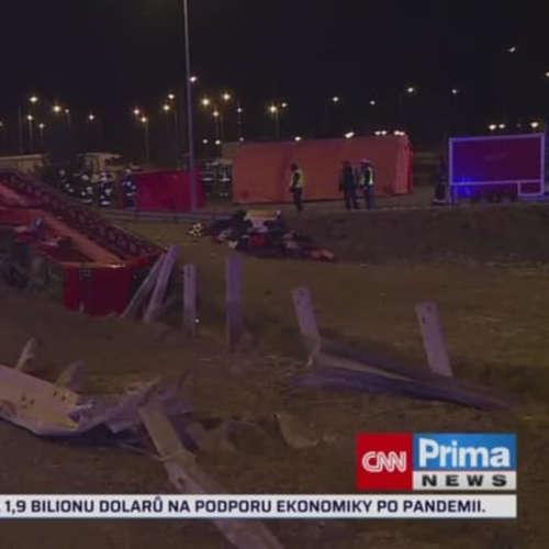 Nehodu nepřežilo šest lidí