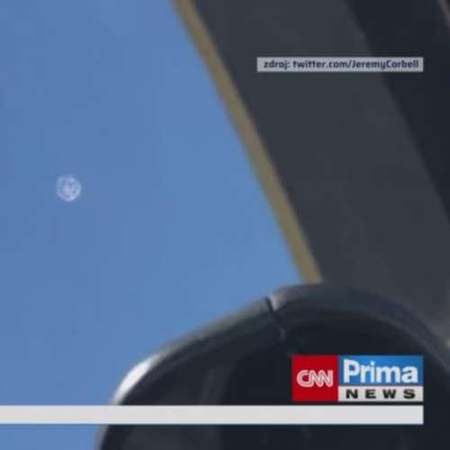 Létajících záhad přibývá (zdroj: CNN Prima NEWS)