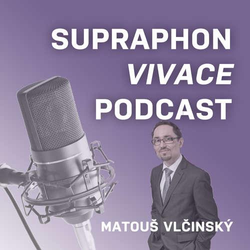 Matouš Vlčinský: šéfproducent klasické hudby vydavatelství Supraphon