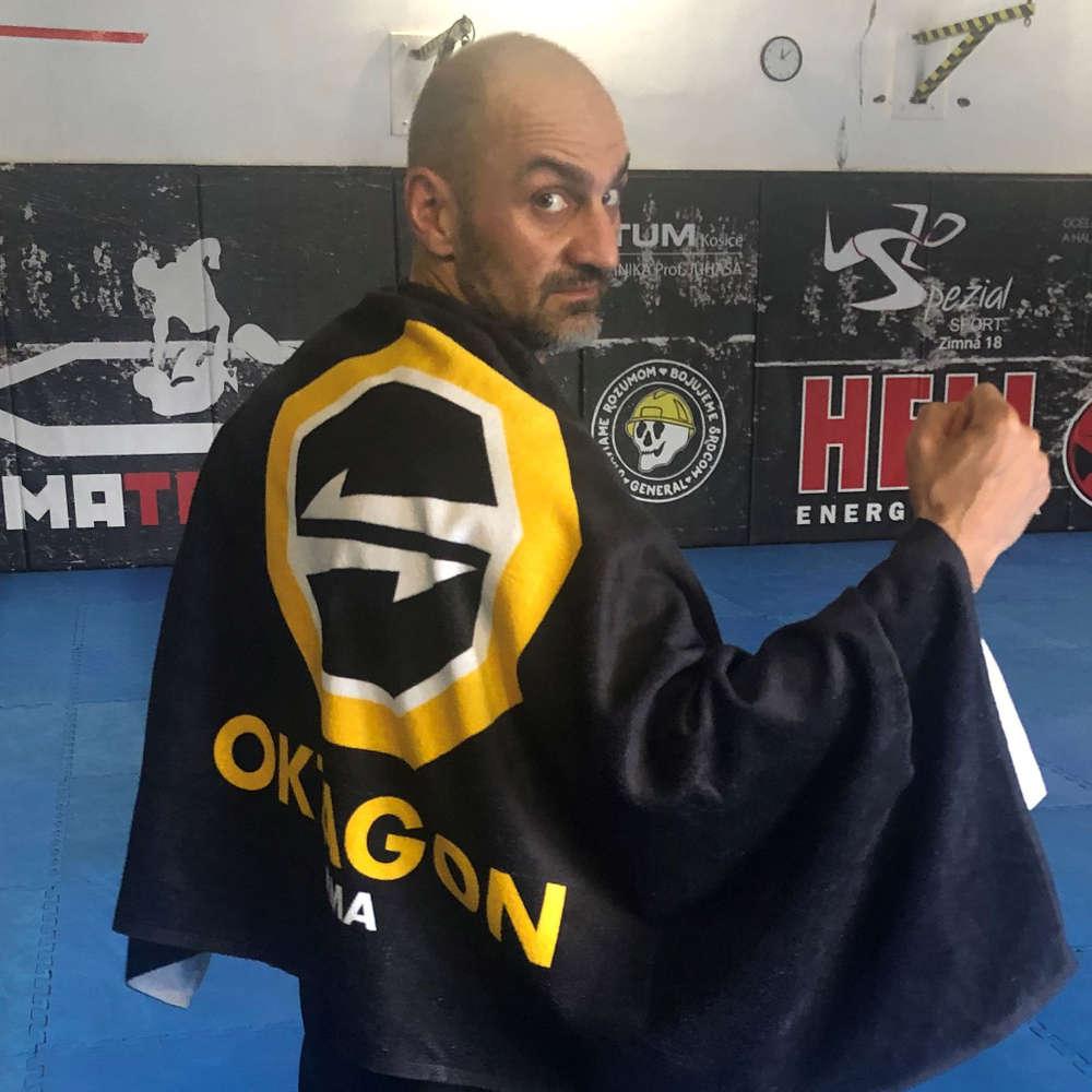 07. Podcast Mužom.sk: #20 Juraj Winkelmes - promotér, tréner, spoluzakladateľ MMA Top Team Košice