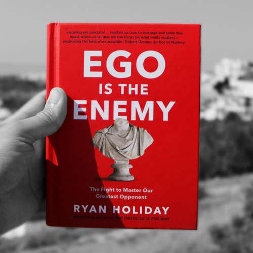 112. Podcast Mužom.sk: Ego je váš nepřítel (Ryan Holyday)