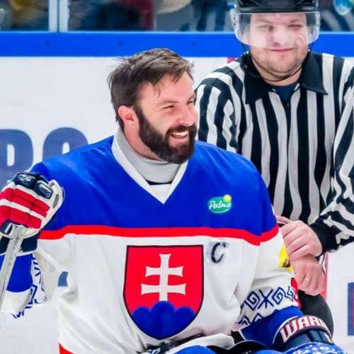 192. Podcast Mužom.sk: Marián Ligda - športovec, reprezentant v Sledge hokeji