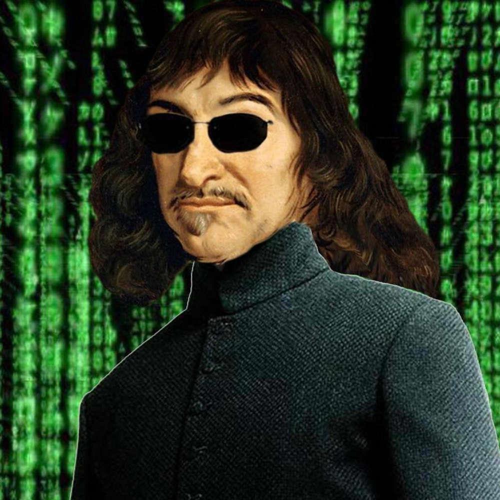 21. Pravidelná dávka - Matrix, Descartes a skepticizmus