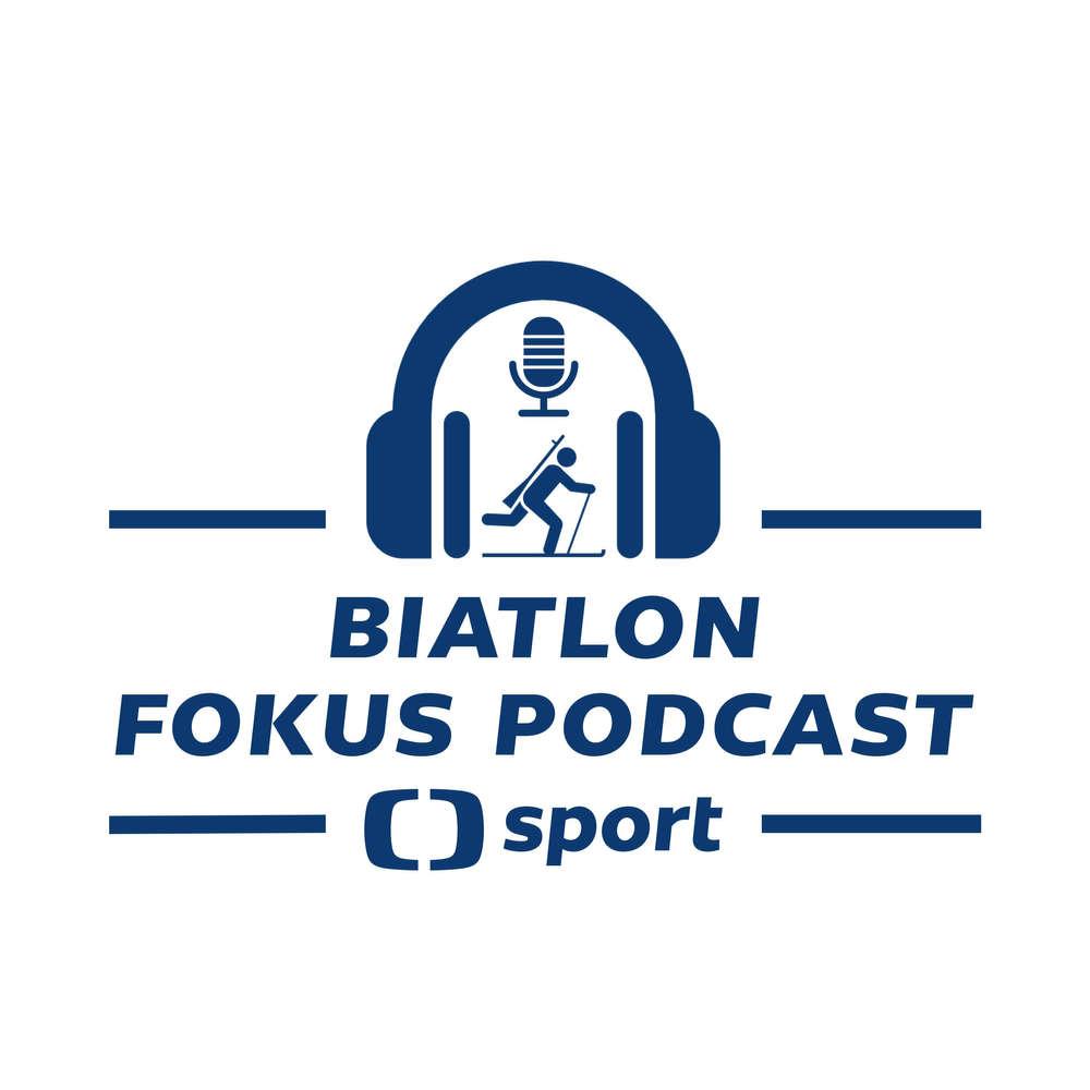 Biatlon fokus podcast: Proč je Davidová výjimečná a dokáže na triumf navázat i v zámoří?