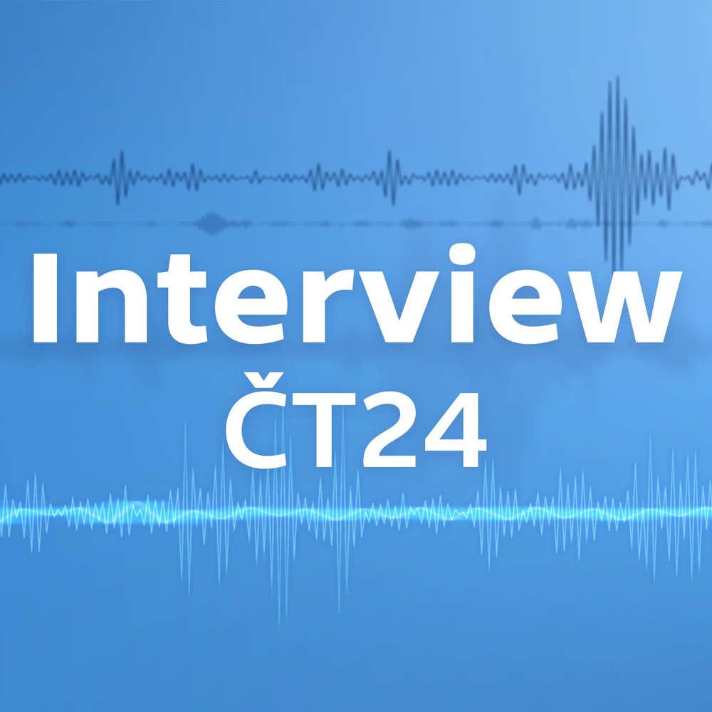 Interview ČT24 - David Smoljak (17. 4. 2019)