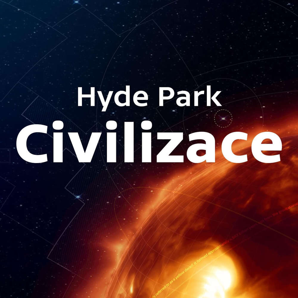Hyde Park Civilizace - Jocelyn Bell Burnell (radioastronomka, objevitelka pulsarů)