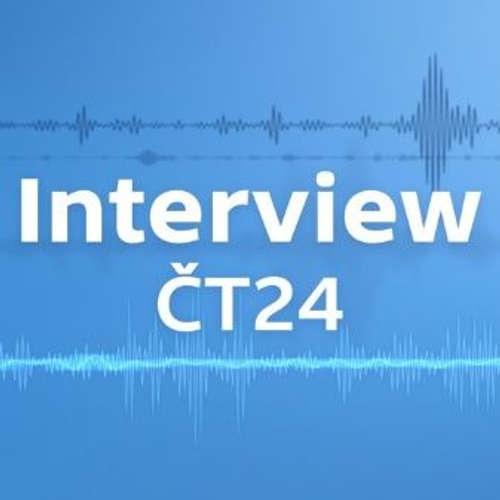 Interview ČT24 - Ivan Pilný (21. 1. 2020)
