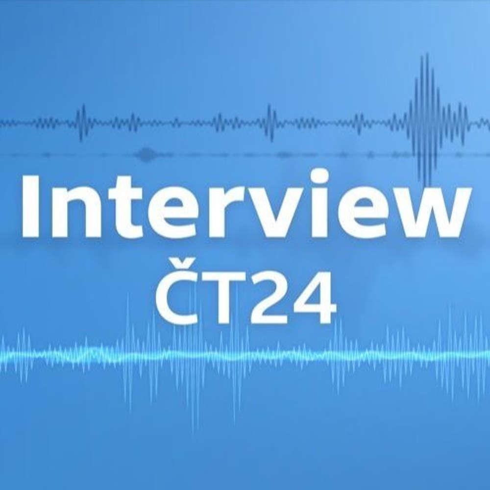 Interview ČT24 - Martin Červíček (26. 2. 2020)