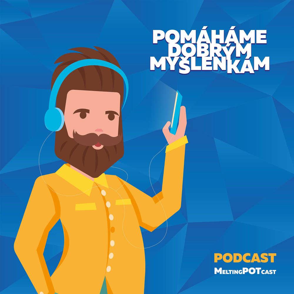 MeltingPOTcast: Soňa Jonášová