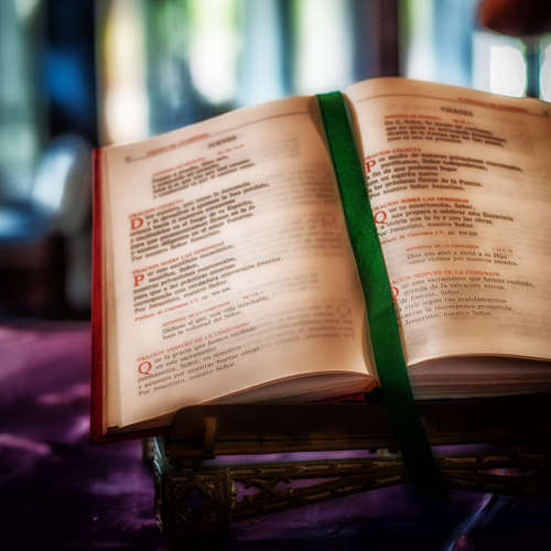 Bohoslužba - Bohoslužba Římskokatolické církve z katedrály sv. Mikuláše v Českých Budějovicích
