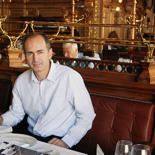 Vydali jsme se po trase milovníka francouzské gastronomie, novináře Jiřího Slavíčka. Kolega Jan Šmíd nám představil dvě restaurace, které objevil.