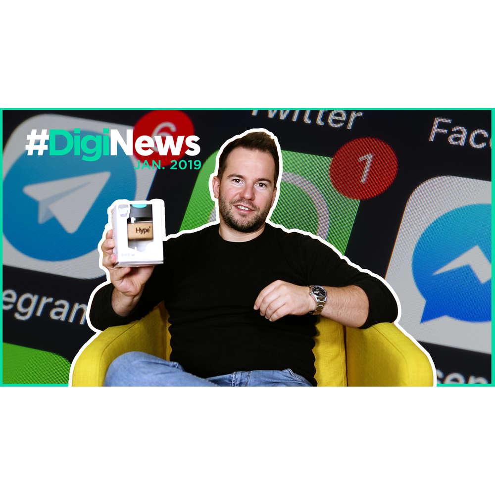 Instagram ovládlo vajce | #DigiNews január